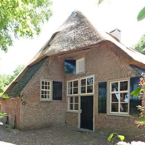 Verbouwde woonboerderij in Den Dungen