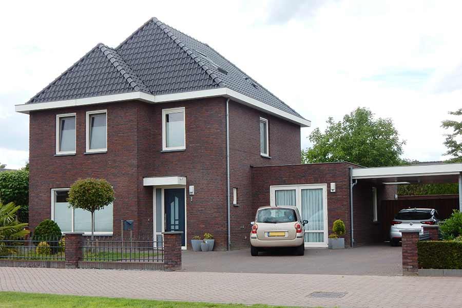 Vrijstaande nieuwbouwwoning in Sint Michielsgestel