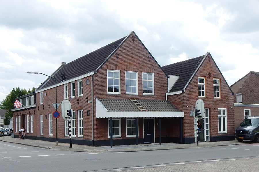 Verbouwde woning in Boxtel