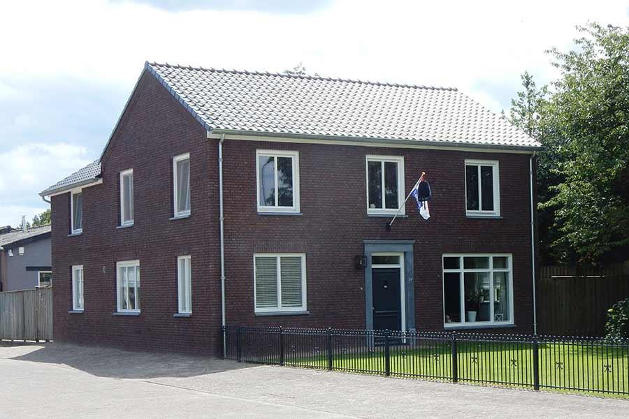 verbouwde woning in Rosmalen